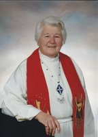 "Rev. Margaret ""Peg"" Catherine Wheeler"